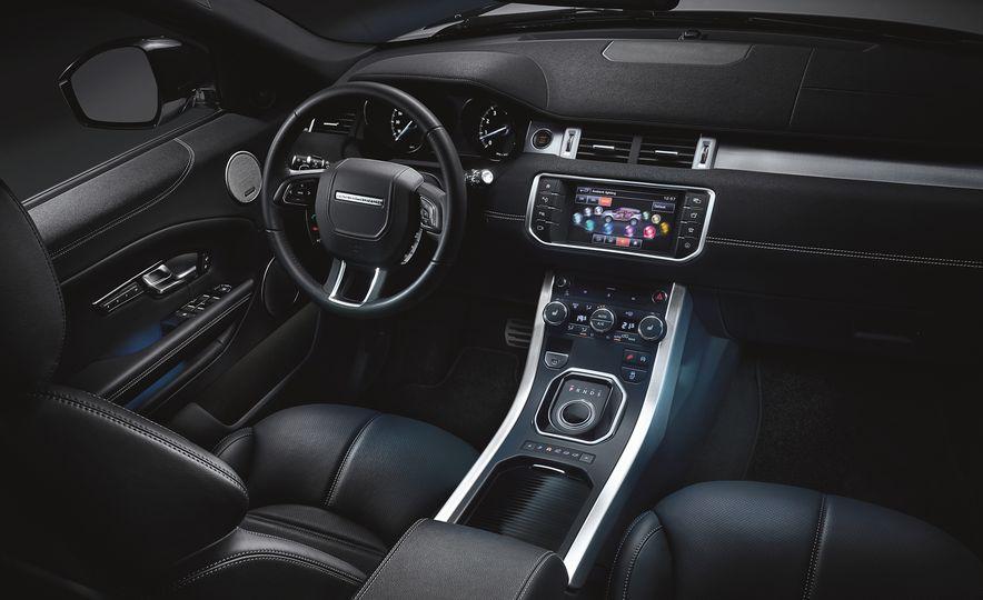 2016 Land Rover Range Rover Evoque - Slide 14