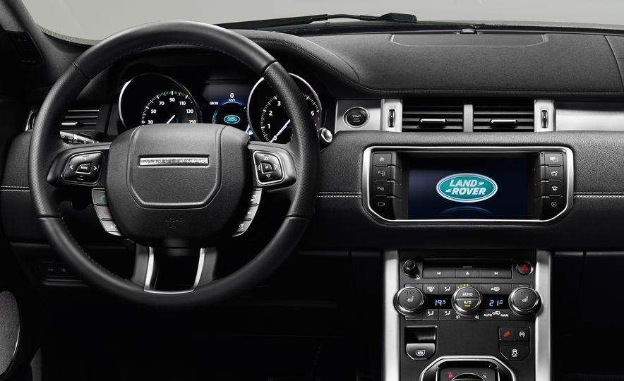 2016 Land Rover Range Rover Evoque - Slide 15