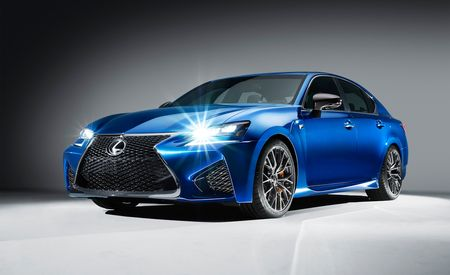 F is for Finesse: 2016 Lexus GS F Goes Back to Basics – Feature