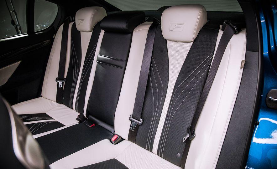 2016 Lexus GS F - Slide 18