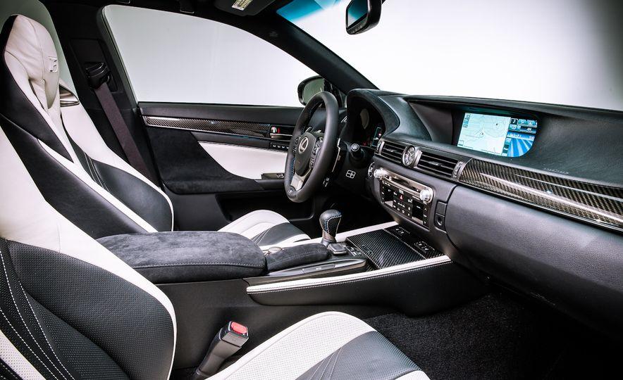 2016 Lexus GS F - Slide 20
