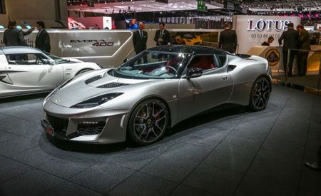 Lotus Evora Roadster to Join Evora 400 Lineup in Mid-2016