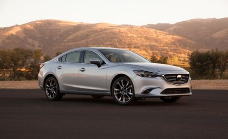 Pricing for the Refreshed 2016 Mazda 6 Barely Budges