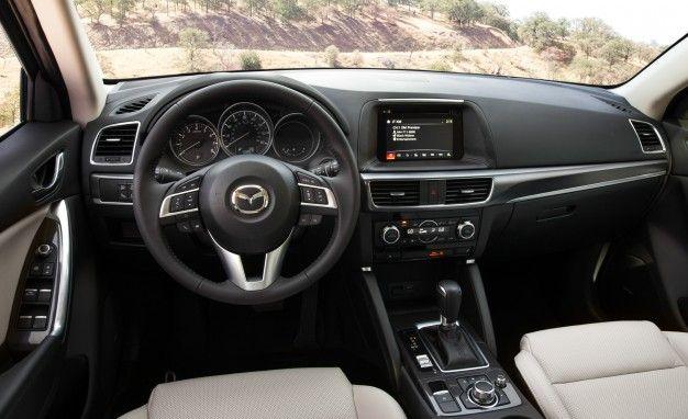 2016 5 Mazda CX 5 Half a Model Year More Standard Content – News