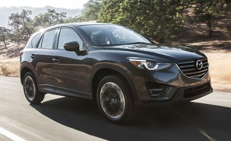 Refreshed and Moisturized: Thoroughly Updated 2016 Mazda CX-5 Priced
