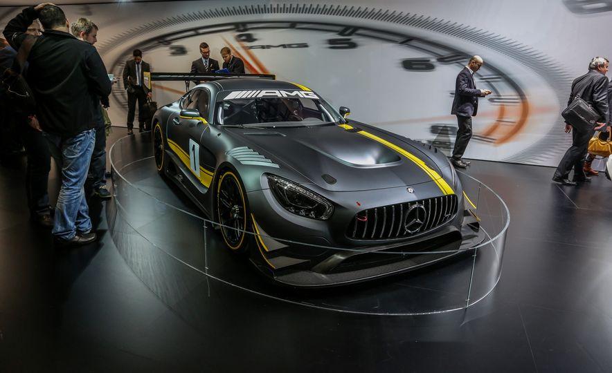 2016 Mercedes-AMG GT3 - Slide 1