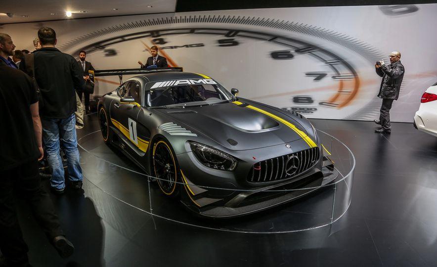 2016 Mercedes-AMG GT3 - Slide 2
