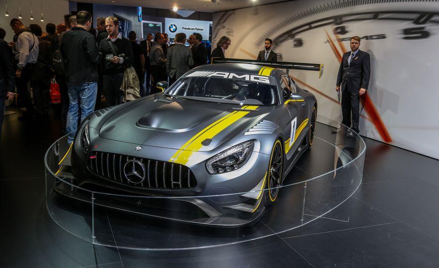 2016 Mercedes-AMG GT3 - Slide 4
