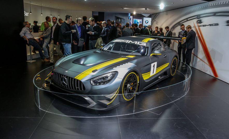 2016 Mercedes-AMG GT3 - Slide 5