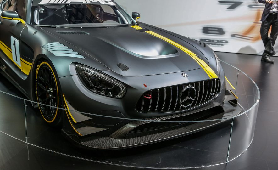 2016 Mercedes-AMG GT3 - Slide 10
