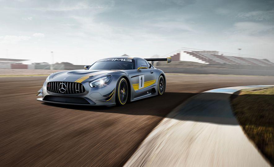 2016 Mercedes-AMG GT3 - Slide 15