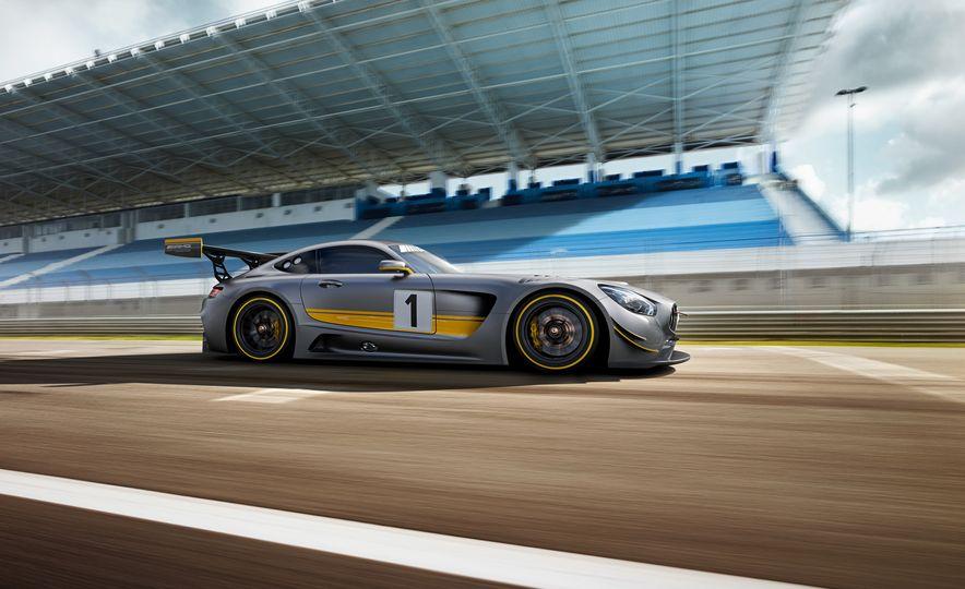 2016 Mercedes-AMG GT3 - Slide 16