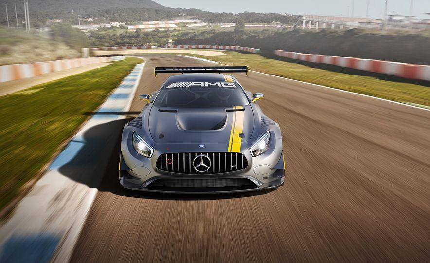 2016 Mercedes-AMG GT3 - Slide 17