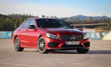 2016 Mercedes-Benz C450 AMG 4MATIC – First Drive Review