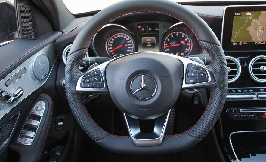 2016 Mercedes-Benz C450 AMG 4MATIC - Slide 27