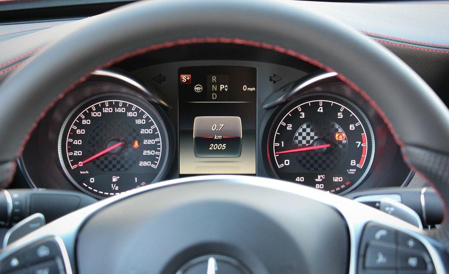2016 Mercedes-Benz C450 AMG 4MATIC - Slide 28