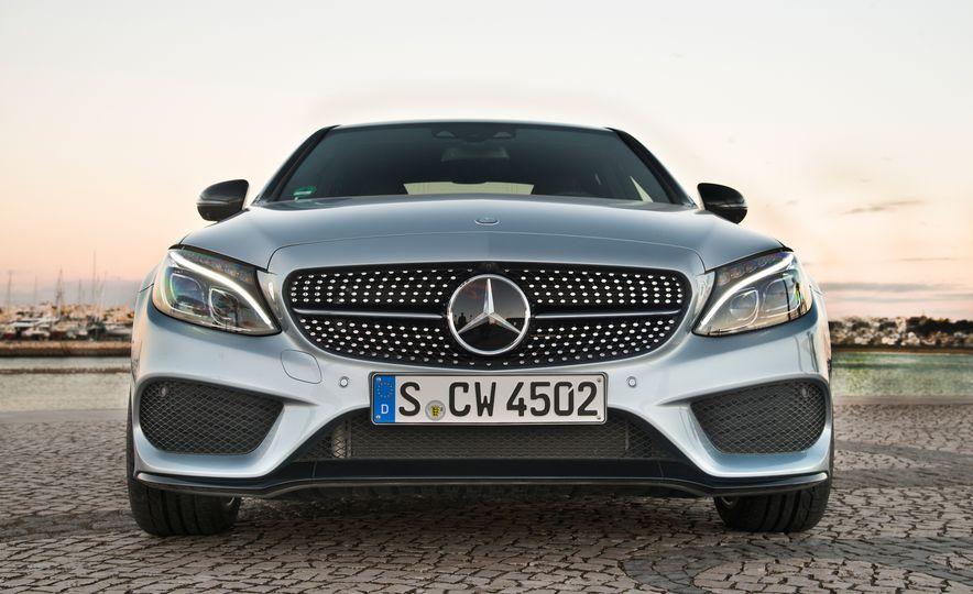 2016 Mercedes-Benz C450 AMG 4MATIC - Slide 40