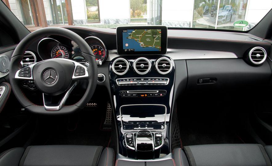 2016 Mercedes-Benz C450 AMG 4MATIC - Slide 49