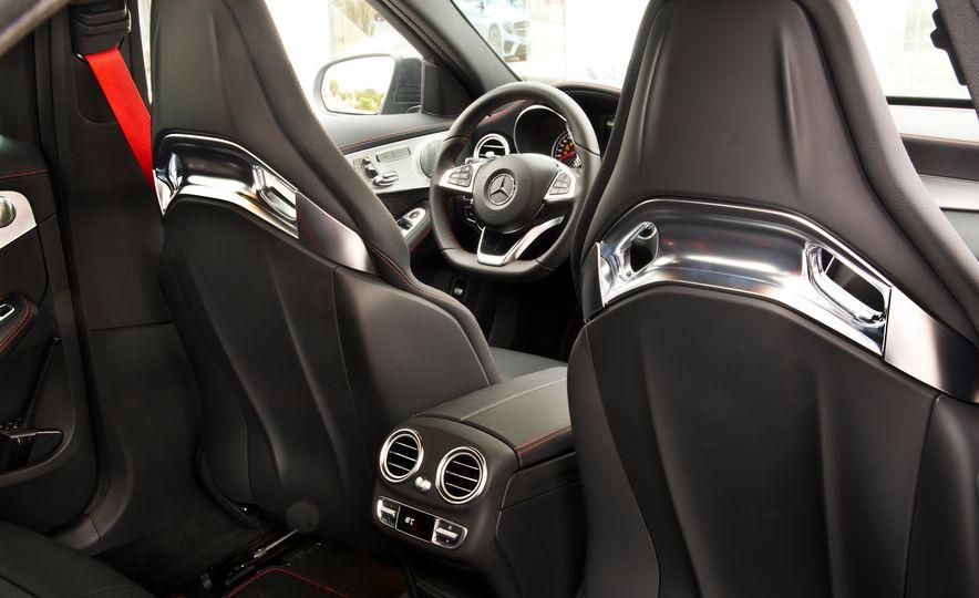 2016 Mercedes-Benz C450 AMG 4MATIC - Slide 50