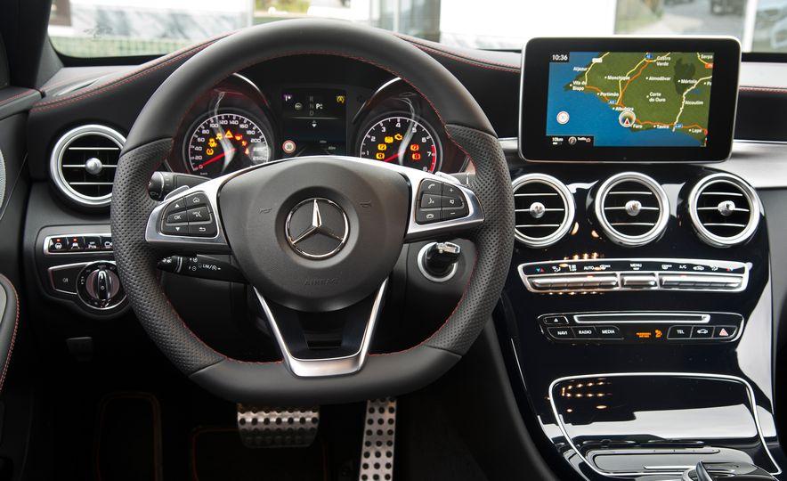 2016 Mercedes-Benz C450 AMG 4MATIC - Slide 53