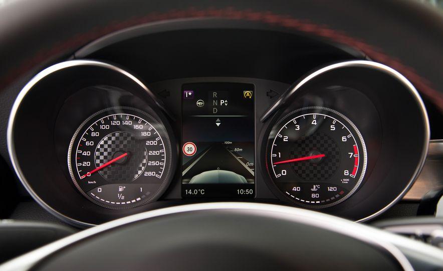 2016 Mercedes-Benz C450 AMG 4MATIC - Slide 54