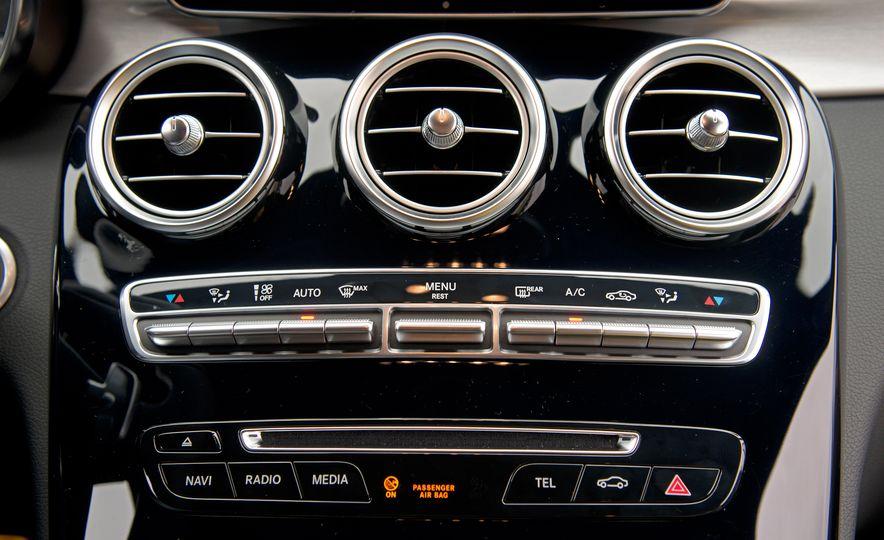 2016 Mercedes-Benz C450 AMG 4MATIC - Slide 56