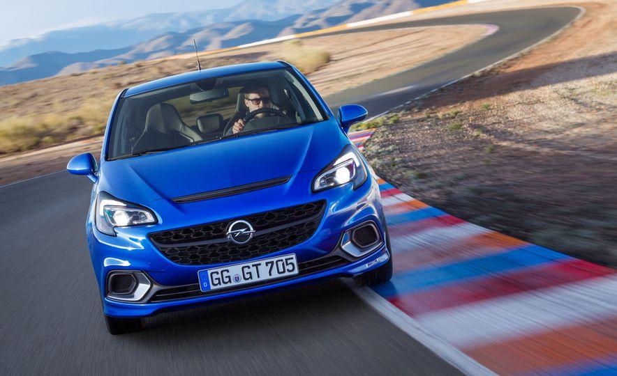 2016 Opel Corsa OPC - Slide 1