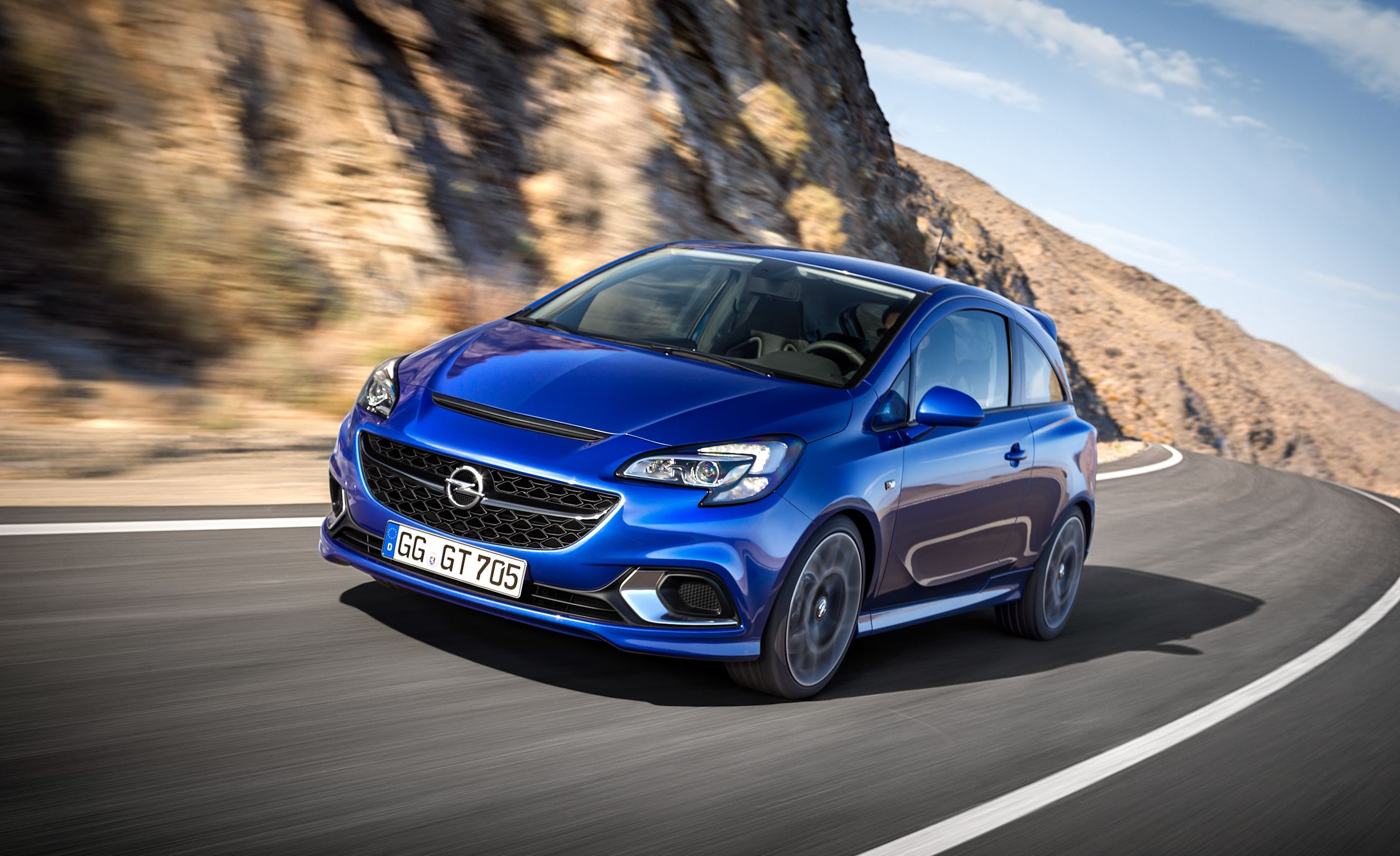 The Opel Corsa Opc Is Gm S Fiesta St News Car And Driver Car