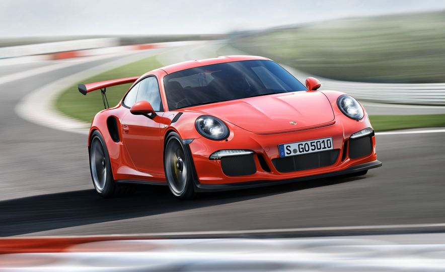 2016 Porsche 911 GT3 RS - Slide 35