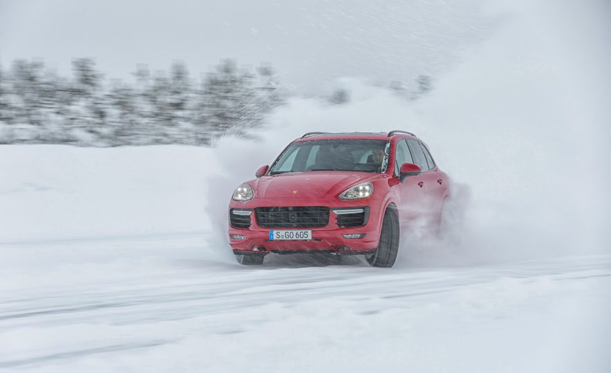 2016 Porsche Boxster Spyder - Slide 6