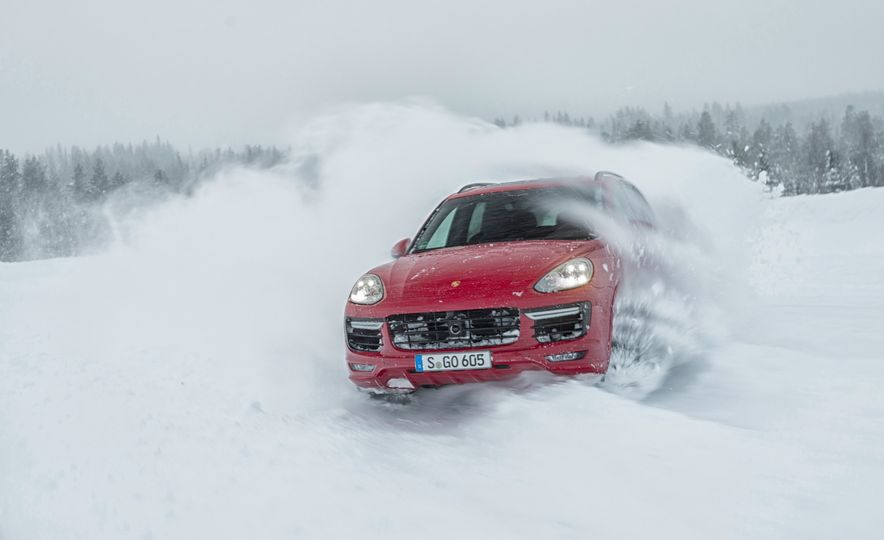Porsche: We Won't Do Any GT SUVs—Ever - Slide 17