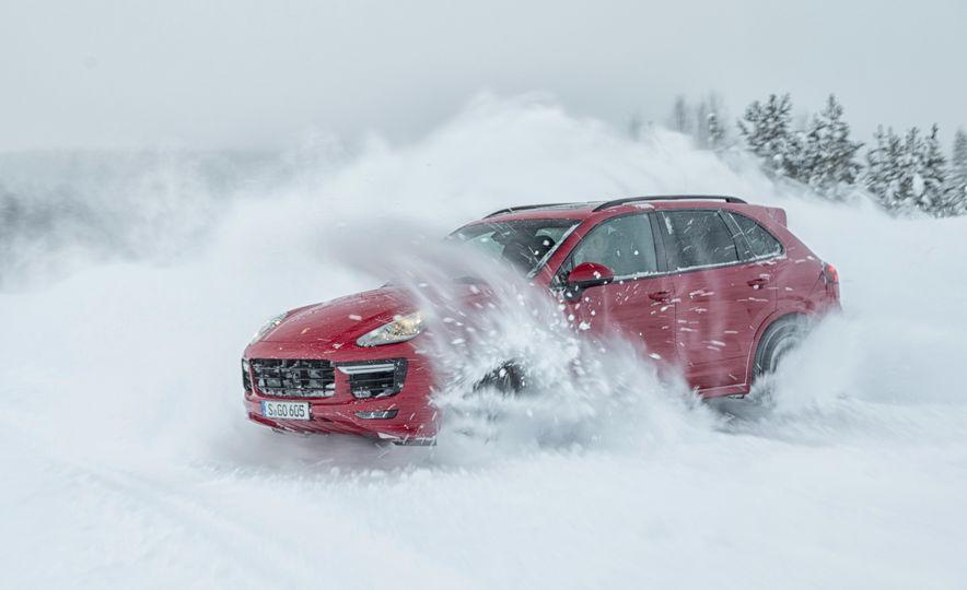 Porsche: We Won't Do Any GT SUVs—Ever - Slide 18