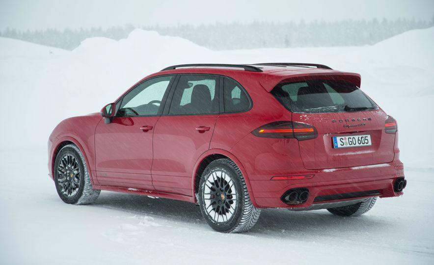 Porsche: We Won't Do Any GT SUVs—Ever - Slide 23