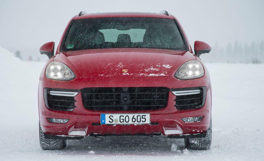 Porsche: We Won't Do Any GT SUVs—Ever - Slide 20