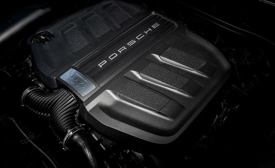 2016 Porsche Cayenne GTSs - Slide 47