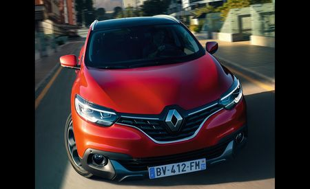 A (Nissan) Rogue With a French Accent: the Renault Kadjar