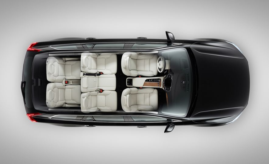 2016 Volvo XC90 T6 R-Design - Slide 45