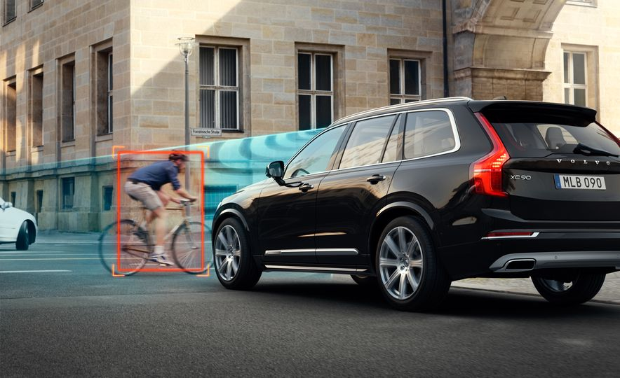 2016 Volvo XC90 D5 (Euro-spec) and T6 - Slide 21