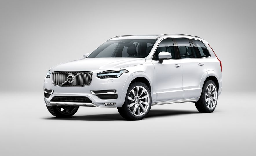 2016 Volvo XC90 D5 (Euro-spec) and T6 - Slide 80