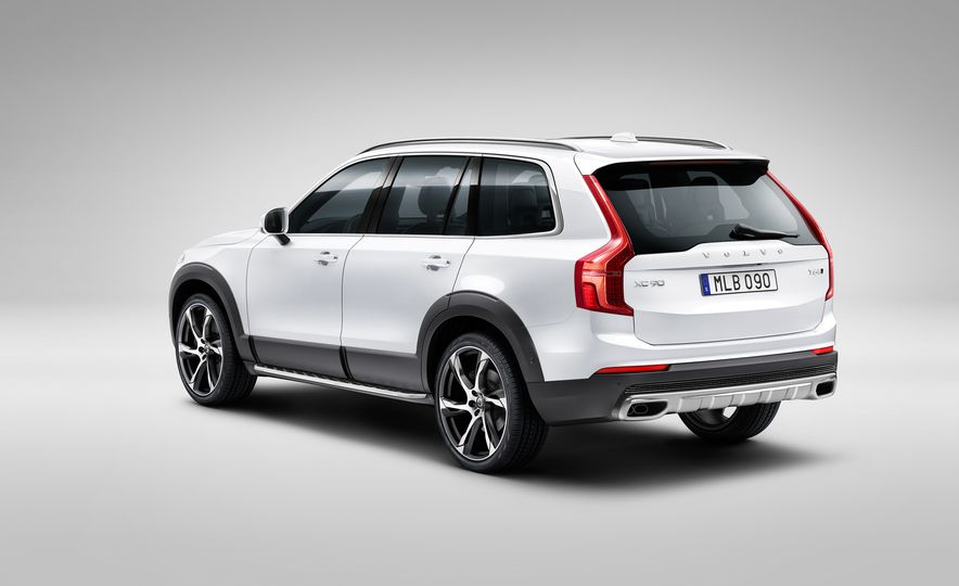 2016 Volvo XC90 D5 (Euro-spec) and T6 - Slide 83