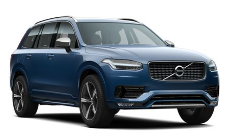 How We'd Spec It: The Most Dashing 2016 Volvo XC90