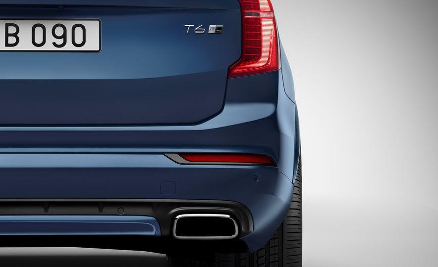 2016 Volvo XC90 T6 R-Design - Slide 12