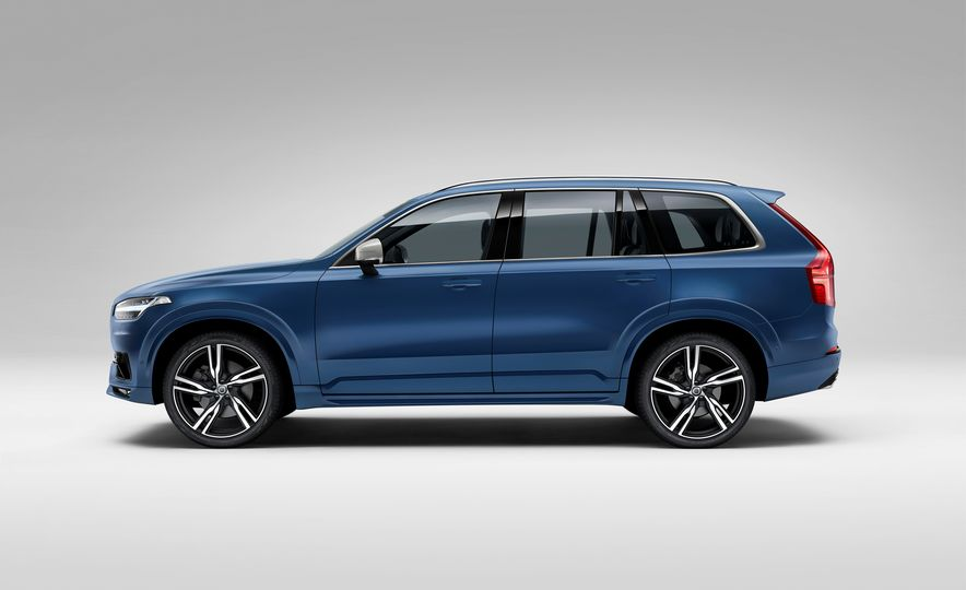 2016 Volvo XC90 D5 (Euro-spec) and T6 - Slide 94