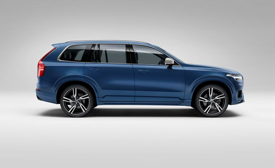 2016 Volvo XC90 D5 (Euro-spec) and T6 - Slide 95