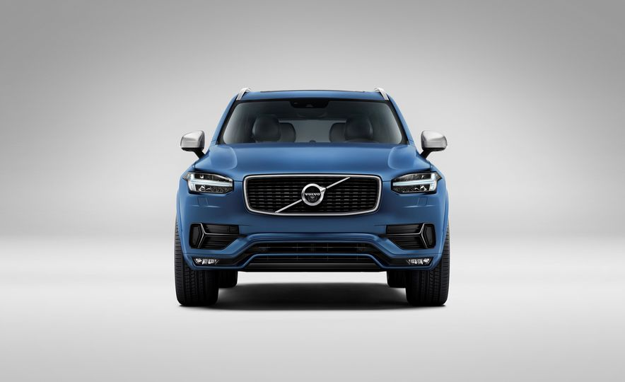 2016 Volvo XC90 D5 (Euro-spec) and T6 - Slide 98