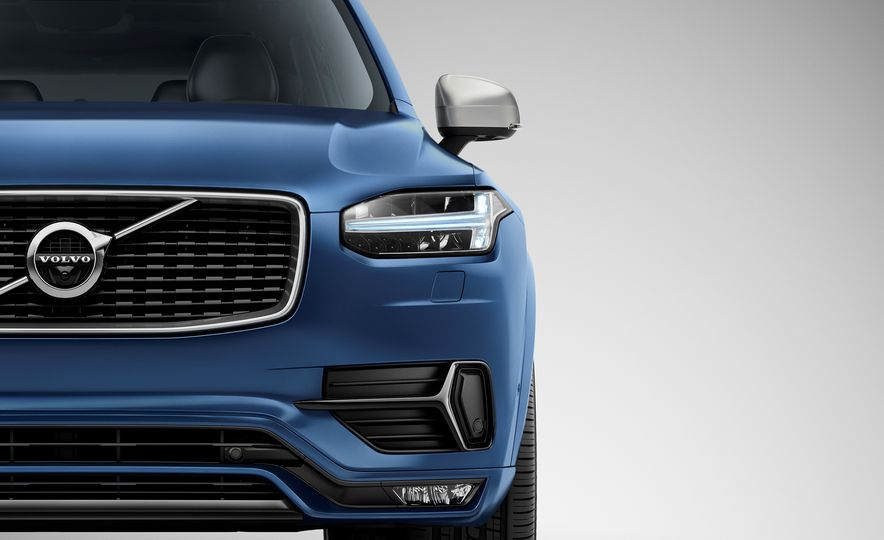 2016 Volvo XC90 D5 (Euro-spec) and T6 - Slide 100