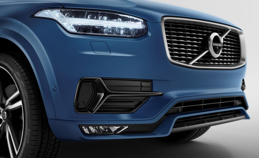 2016 Volvo XC90 D5 (Euro-spec) and T6 - Slide 102