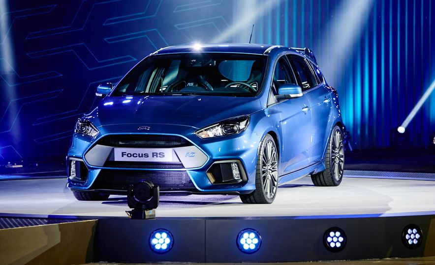 The Focus RS is finally here!  - Slide 2