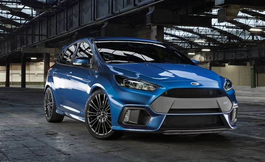 The Focus RS is finally here!  - Slide 4