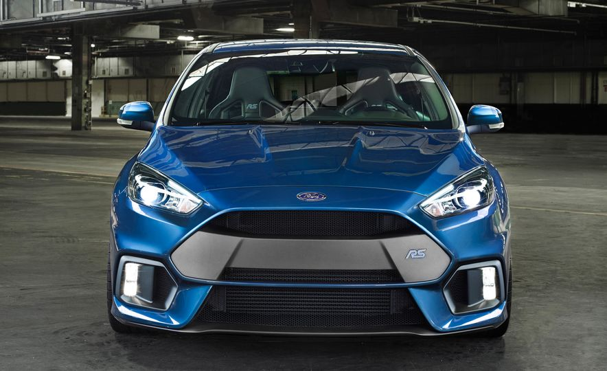 The Focus RS is finally here!  - Slide 5